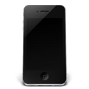 Black, Iphone Icon