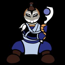 Sokka, Warrior Icon