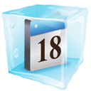 Date, Ice, Icon Icon