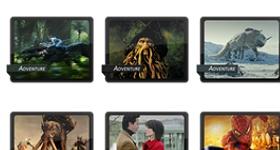 Movies Genre Icons