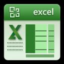 Excel, Microsoft Icon