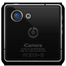 Camera, Iphone Icon
