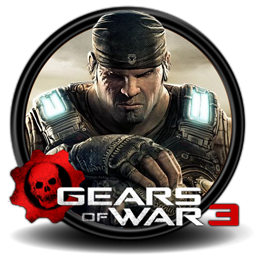 Game, Gears, Of, War Icon