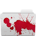 Blood, Folder Icon
