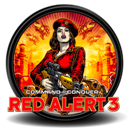 Alert, Command, Conquer, Red Icon