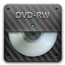 Dvd, System Icon