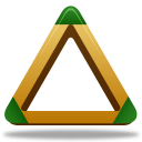 Sport, Triangle Icon