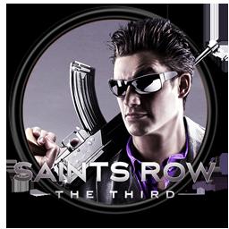 Game, Row, Saints, The, Third Icon