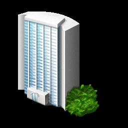 Building, Company Icon