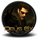 Deus, Ex, Game, Human, Revolution Icon