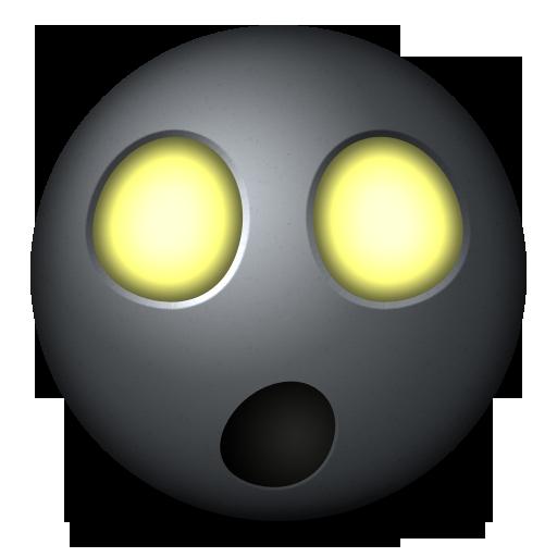 Emoticon, Radioactive Icon
