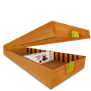 Dexter, Slidebox Icon