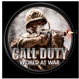 At, Cod, War, World Icon