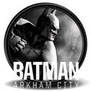Arkham, Batman, City Icon