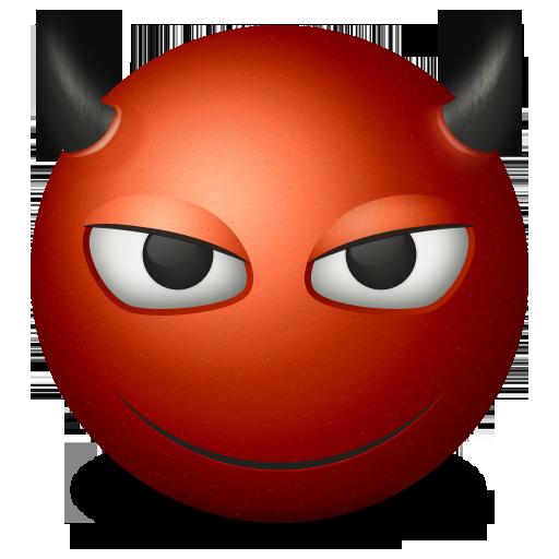 Devil, Emoticon Icon