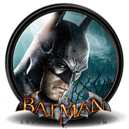 Arkham, Asylum, Batman Icon