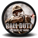 At, Cod, War, World Icon