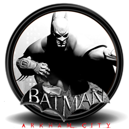 Arkham Batman City Game Icon Download Free Icons