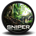 Ghost, Sniper, Warrior Icon