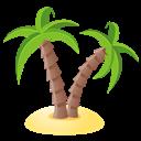Palm, Tree Icon