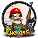 Bunch, Game, Heroes, Of Icon