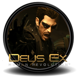 Deus, Ex, Game, Human, Revolution Icon