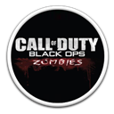 Black, Cod, Ops, Zombies Icon