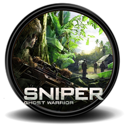 Ghost, Sniper, Warrior Icon