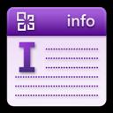 Info, Microsoft Icon