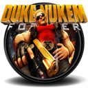Duke, Forever, Nukem Icon