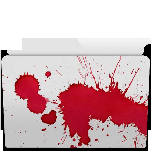 Blood, Folder Icon