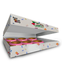 Box, Donuts Icon