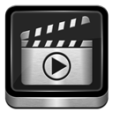 Metallic, Video Icon