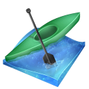 Kayak, Sprint Icon