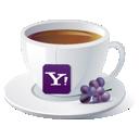 Coffee, Yahoo Icon