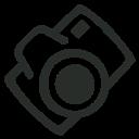 Camera, Outline Icon
