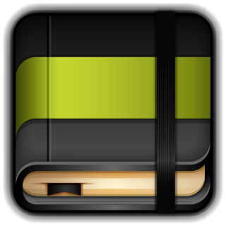 Moleskine Icon