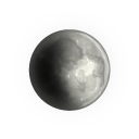 Dark, Moon Icon