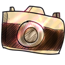 Cartoon, Photo Icon