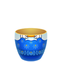 Blue, Down, Matreshka Icon