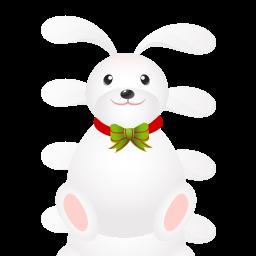 Ears, Long, Rabbit Icon
