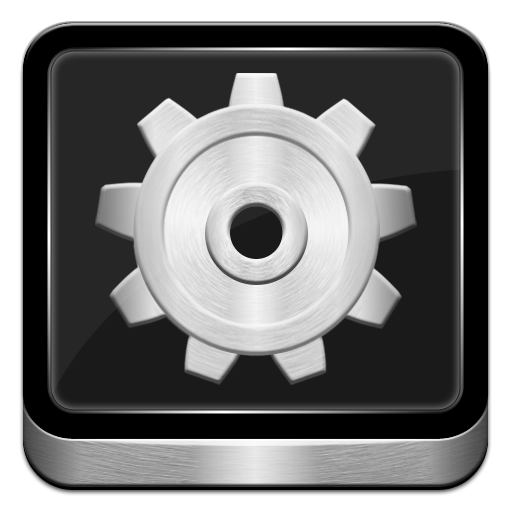 Metallic, Settings Icon