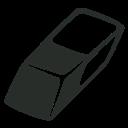 Eraser, Outline Icon