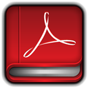 Adobe, Pdf, Reader Icon