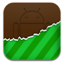 Android, Green, Themes Icon