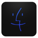Blueberry, Mac Icon