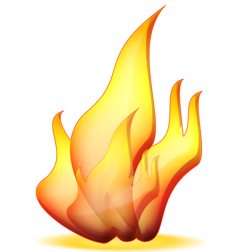 Fire, Shadow Icon