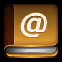 Address, Book, Mac Icon