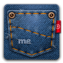 Jeans, User Icon