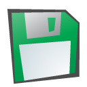 Childish, Disk, Floppy Icon